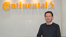Nicola Comes Continental Automotive
